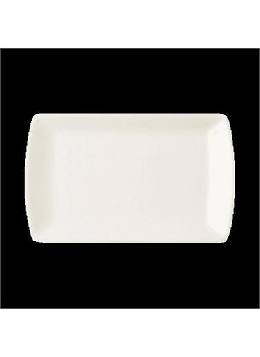 Paşabahçe Paşabahçe Porselen Sandviç Tabağı - 144035 Renkli